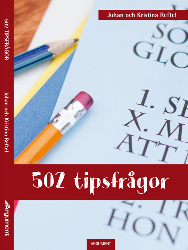Image for 502 tipsfrågor from Suomalainen.com