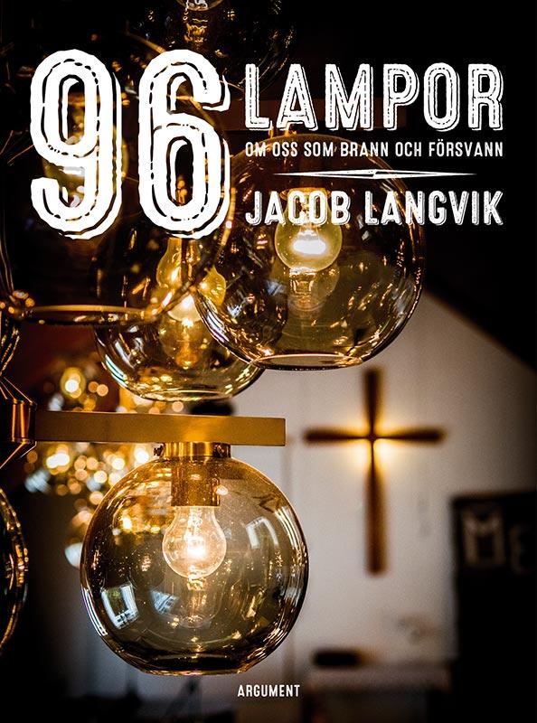 96-lampor av Jacob Langvik