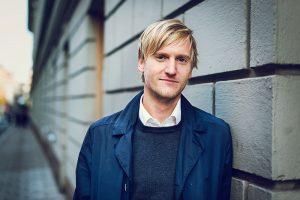 Carl-Henric Svanell. Foto © Andreas H Nilsson