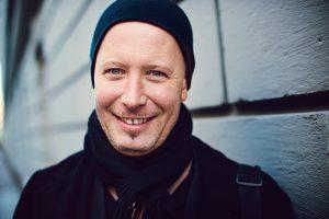 Johan Holmdahl. © Foto: Andreas H Nilsson.