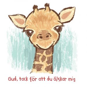 kort-giraff
