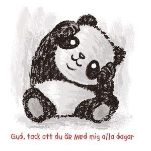 Kort, panda 1