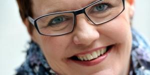 Maria Ottensten. Foto: Magnus Aronson.
