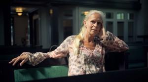 Mia Börjesson | Foto: Christer Brosché, Argument Förlag