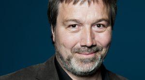 Thomas Pfitzinger-Drewes. Foto: Pierre Eriksson, Argument Förlag.