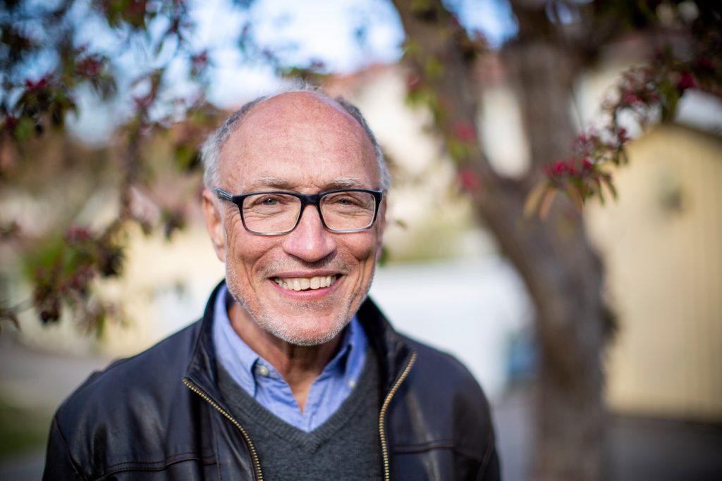 Bertil Murray, präst och psalmförfattare.