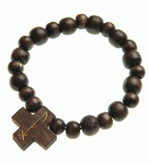 Armband kula – Px (brun)