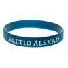 Armband silikon, Alltid älskad mörkblå