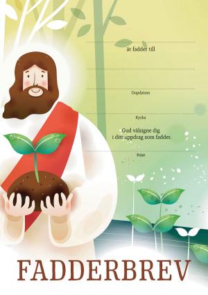 Fadderbrev – Jesus