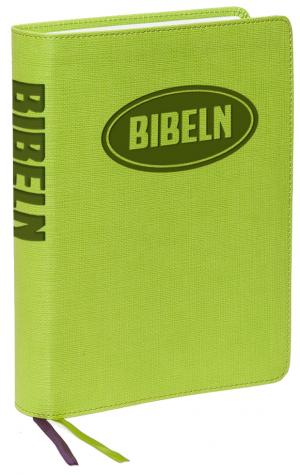 konfabibeln grön