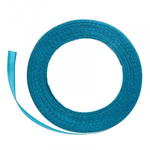 Satinband – blå