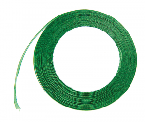 Satinband – grön